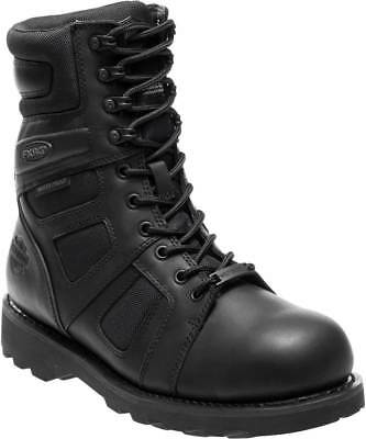 Harley Davidson Mens Welton FXRG CE Approved Waterproof Boots Black