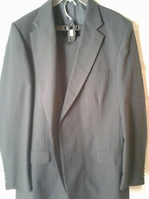 TownCraft Grey with Pin Stripe Suit Size 42R