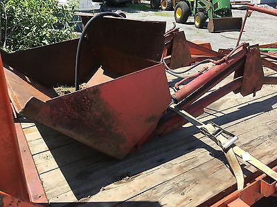Lord Tractor Loader + Bucket for Ford 9N 8N