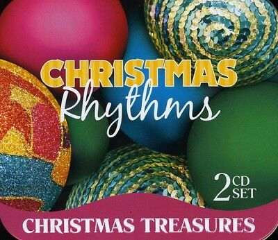 Various Artists - Christmas Rhythms: Christmas Treasures [New CD]