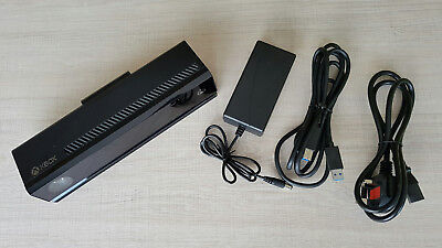 KINECT SENSOR  ONE Adapted to XBOX ONE , S,  X  , PC Windows !!! Adapter