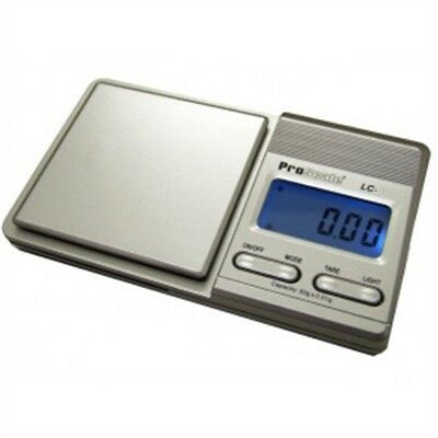 50g Mini Pocket Digital Jewelry Scale - Pro Lc50 Electronic Lcd Jewellery 001g