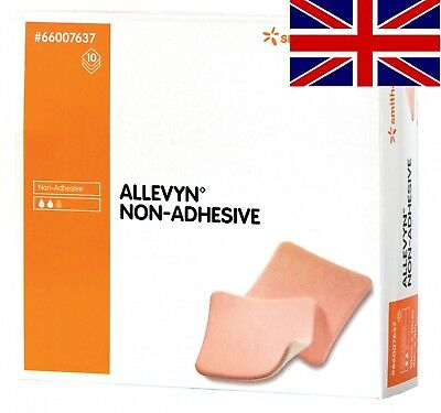 Allevyn Non Adhesive Sterile Foam Dressing | All Sizes & Quantities | UK SELLER