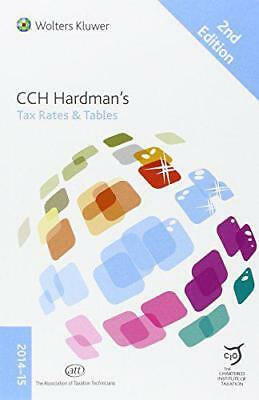 Hardman's Tax Rates & Tables 2014-15 by  | Paperback Book | 9781847989246 | NEW