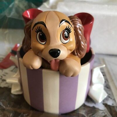 """•£ Walt Disney Lady and the Tramp """"A Perfectly Beautiful Little Lady"""" 1999"""