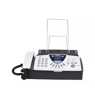 Brother Personal Fax-575 Machine Plain Paper Fax Phone & Copier in 1 New in Box
