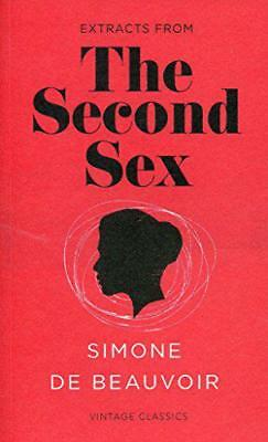 The Second Sex (Vintage Feminism Short Edition) by de Beauvoir, Simone | Paperba