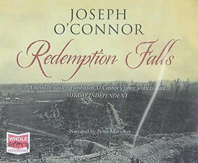 Redemption Falls by O'Connor, Joseph   Audio CD Book   9781471293276   NEW