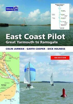 East Coast Pilot Lowestoft to Ramsgate by  | Unknown Binding Book | 978184623646