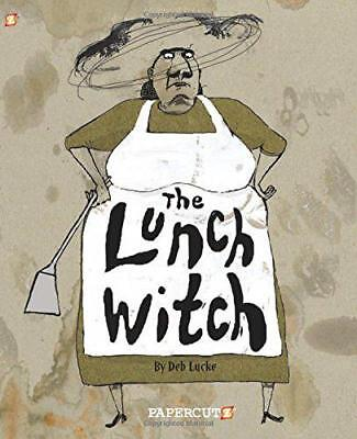 Lunch Witch #1, The by Lucke, Deb | Paperback Book | 9781629911625 | NEW
