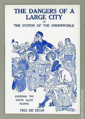 Dangers of a Large City (Circa 1920) #1 VF+ 8.5