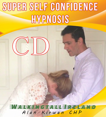Super Self Confidence Hypnosis CD + Emotional Freedom Technique Bonus Tracks
