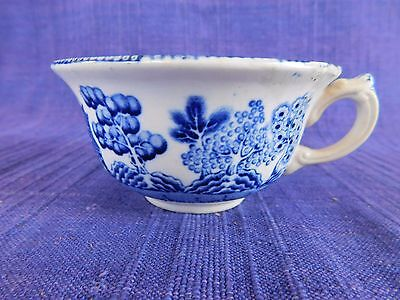 Buffalo Pottery Blue Willow CUP (c.1911) *have more BUFFALO items*