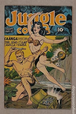 Jungle Comics (Fiction House) #57 1944 FN/VF 7.0