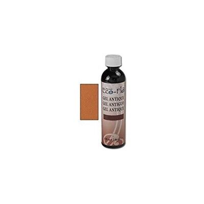 Eco-flo Gel Antique 8 Oz (256 Ml) Briar Brown Tandy Leather Item 2607-07 By -