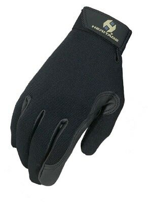 Heritage Performance Riding Gloves for All Aspects of Equestrianism