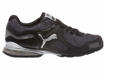 New in Box PUMA Cell Riaze Heather Womens Black Running Tennis Shoes Pick Size