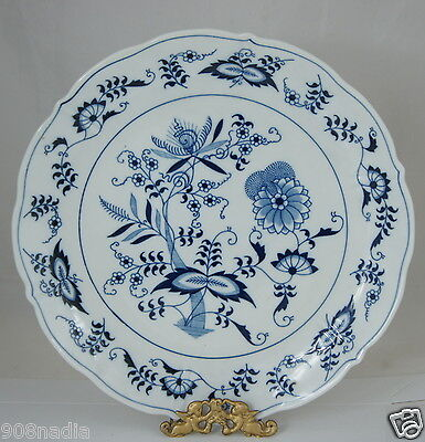 Blue Danube China Onion Soup Bowl Underplate Or Round Serving Tray