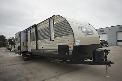 For Sale New Forest River 2017 Cherokee 304BH Travel Trailer Camper Bunkhouse RV