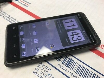 HTC EVO Design 4G Sprint Unlocked Smartphone Android Wifi Touch Read