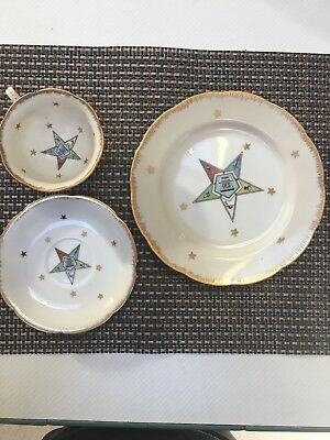 lefton china cup saucer plate