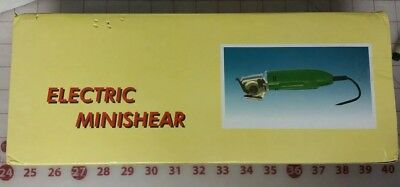 KAIXUAN Electric Minishear 10mm 56W 110V 60HZ electric rotary cutter for fabric