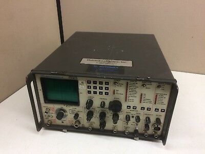 Motorola R2008D/HS Communications System Analyzer Service Monitor AS-IS
