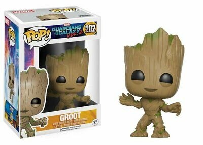 Funko Movies Guardians Of The Galaxy 2 Groot Action Figure