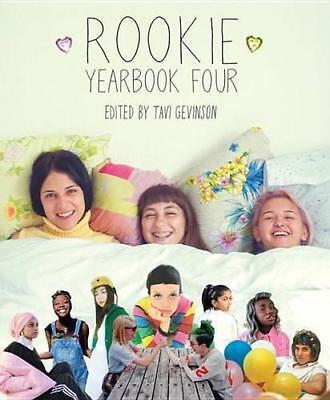 Rookie Yearbook Four by Tavi Gevinson   Paperback Book   9781595147950   NEW