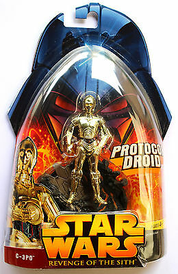 Star Wars Episode Iii Revenge Of The Sith Rots C-3Po 018 Hasbro