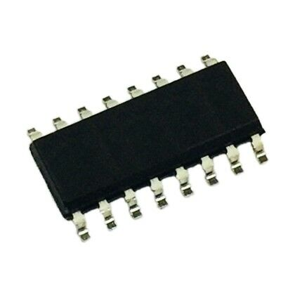 MAXIM DG212CSE SPST-NO Analog Switch SOIC-16 Quad 1:1 175 Ohm New QTY-10