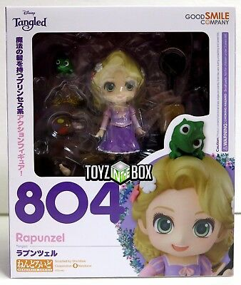 """In STOCK Good Smile Company Tangled """"Rapunzel"""" Nendoroid 809 Action Figure"""