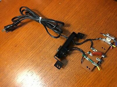 Technics SL-1500 Turntable Parts - 110-volt Lead w/ Voltage Selector