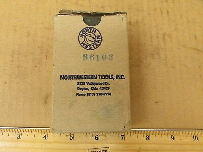 "Lot of 2 NEW Northwestern 36103 Steel Step Blocks 3 7/8"" x 2 3/8"" x 1"" Each"