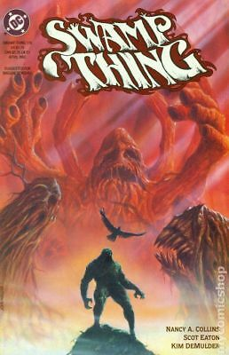 Swamp Thing (2nd Series) #118 1992 FN Stock Image
