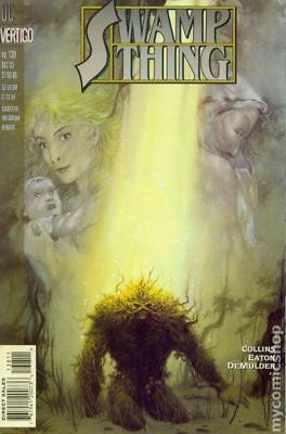 Swamp Thing (2nd Series) #138 1993 FN Stock Image