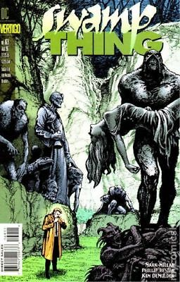 Swamp Thing (2nd Series) #169 1996 FN+ 6.5 Stock Image