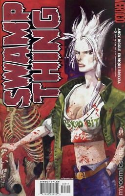 Swamp Thing (4th Series) #3 2004 FN Stock Image
