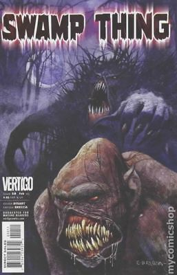 Swamp Thing (4th Series) #10 2005 VF Stock Image