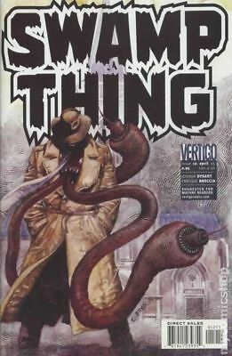 Swamp Thing (4th Series) #12 2005 FN Stock Image