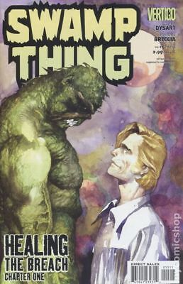 Swamp Thing (4th Series) #15 2005 VF Stock Image