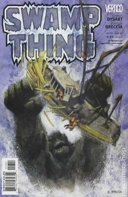 Swamp Thing (4th Series) #17 2005 VG Stock Image Low Grade