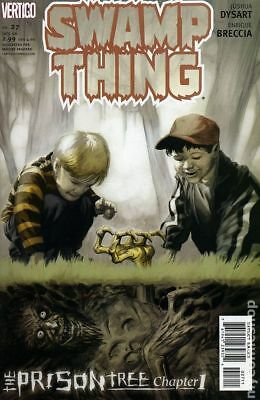 Swamp Thing (4th Series) #27 2006 VF Stock Image