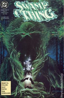 Swamp Thing (2nd Series) #121 1992 FN Stock Image