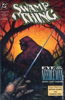Swamp Thing (2nd Series) #122 1992 VF Stock Image