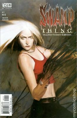 Swamp Thing (3rd Series) #1 2000 VF Stock Image