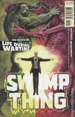 Swamp Thing (4th Series) #5 2004 FN Stock Image