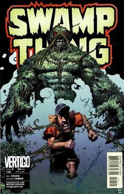 Swamp Thing (4th Series) #7 2004 FN Stock Image