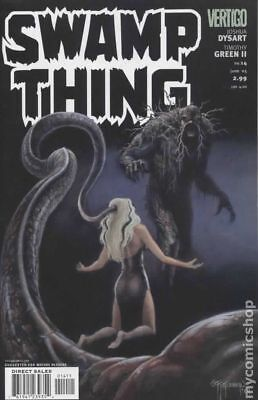Swamp Thing (4th Series) #14 2005 VF Stock Image