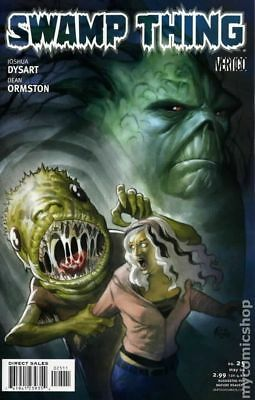 Swamp Thing (4th Series) #25 2006 VF Stock Image